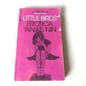 Other - Anais Nin Little Birds Erotica
